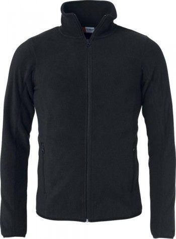 023901-99-clique-basic-polar-fleece-jacket-zwart