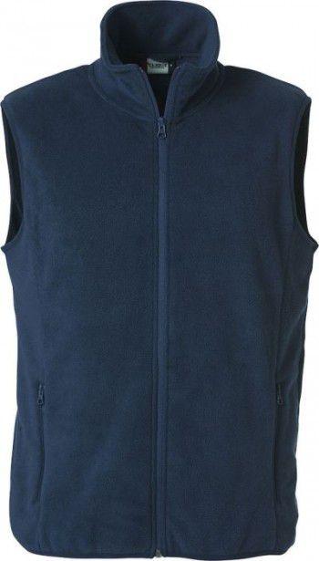 023902-580-clique-basic-polar-fleece-vest-donker-blauw
