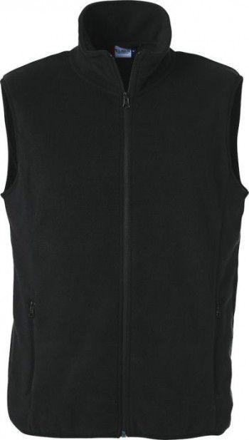 023902-99-clique-basic-polar-fleece-vest-zwart