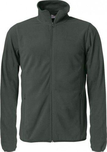 023914-96-clique-basic-micro-fleece-jacket-grijs