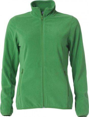 023915-605-clique-basic-micro-fleece-jacket-ladies-flessen-groen