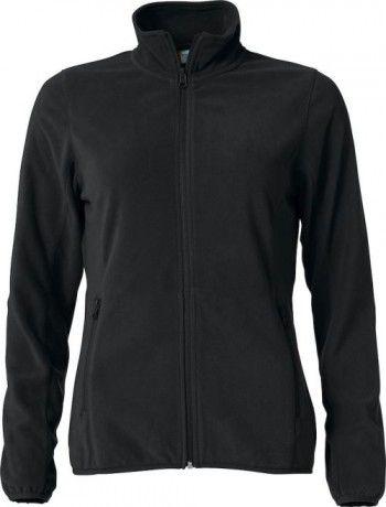 023915-99-clique-basic-micro-fleece-jacket-ladies-zwart