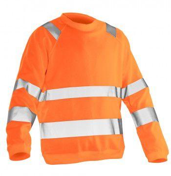 jobman-hi-vis-sweatshirt-neon-oranje