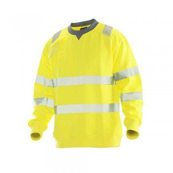 5123-jobman-roundneck-sweatshirt-kl3-hi-vis-neon-geel