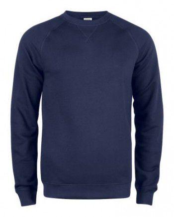 021000-580-clique-premium-organic-cotton-roundneck-donker-blauw