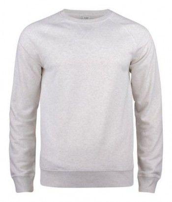 021000-925-clique-premium-organic-cotton-roundneck-nature-melange