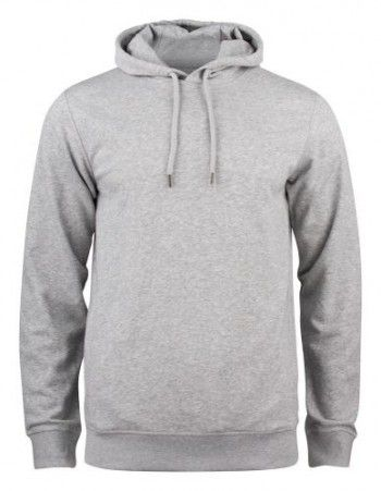 021002-95-clique-premium-organic-cotton-hoody-grijs-melange