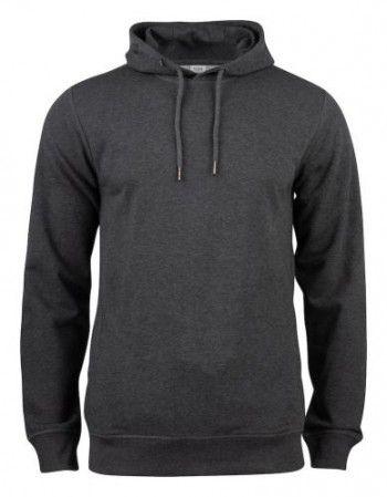 021002-955-clique-premium-organic-cotton-hoody-antraciet-melange
