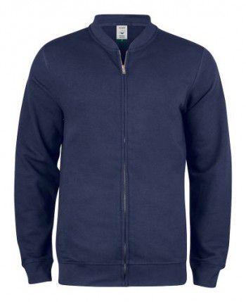 021006-580-clique-premium-organic-cotton-cardigan-donker-blauw