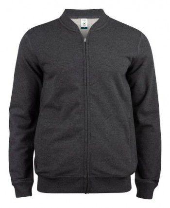 021006-955-clique-premium-organic-cotton-cardigan-antraciet-melange