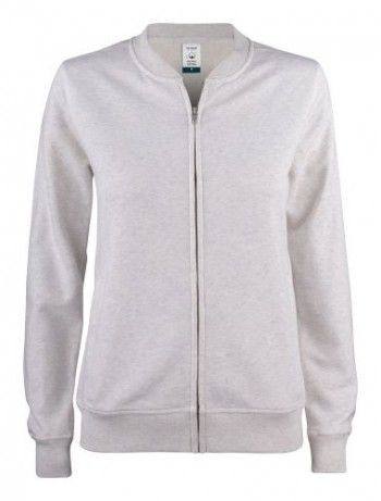 021007-925-clique-premium-organic-cotton-cardigan-ladies-nature-melange
