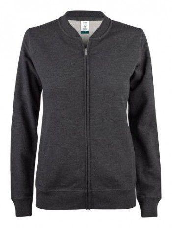 021007-955-clique-premium-organic-cotton-cardigan-ladies-antraciet-melange.