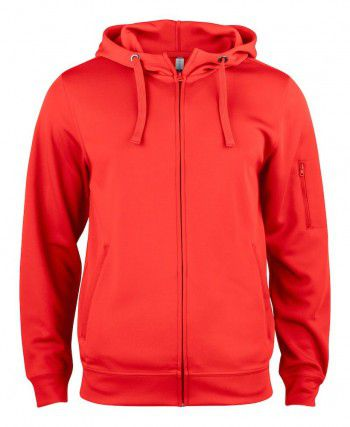 021014-35-clique-basic-active-hoody-full-zip-rood