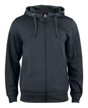 021014-99-clique-basic-active-hoody-full-zip-zwart