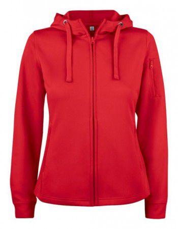 021015-35-clique-basic-active-hoody-full-zip-ladies-rood