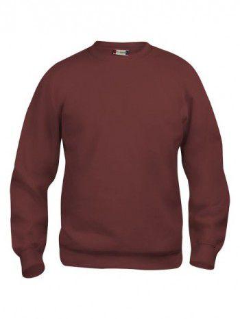 021030-38-Clique-Basic-Sweater-Roundneck-Bordeaux