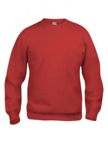 021030-35-Clique-Basic-Sweater-Rouncneck-Rood
