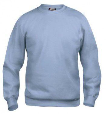 021030-57-Clique-Basic-Sweater-Roundneck-Licht-Blauw