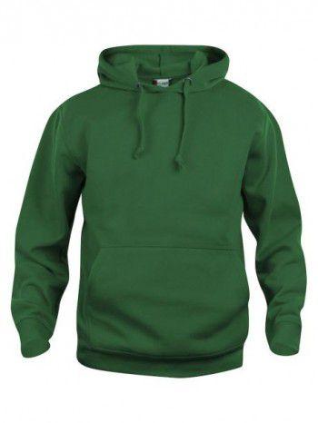 021031-68-clique-basic-hoody-sweater-flessen-groen