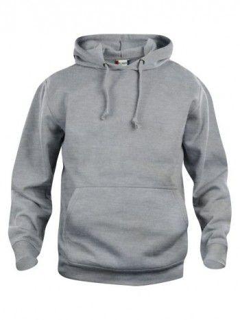 021031-95-clique-basic-hoody-sweater-grijs-melange