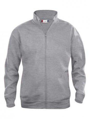 021038-95-clique-basic-cardigan-heren-grijs-melange