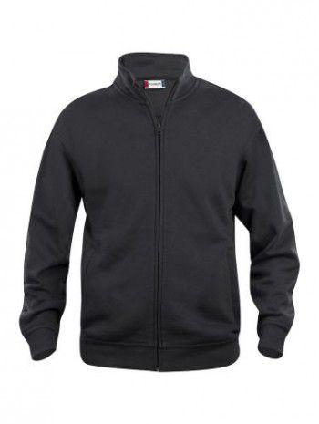 021038-99-clique-basic-cardigan-heren-zwart