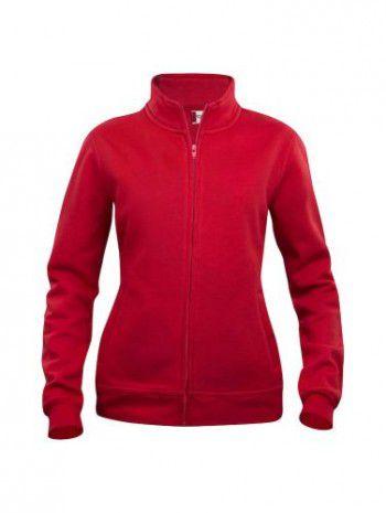 021039-35-clique-basic-cardigan-dames-rood