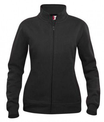 021039-99-clique-basic-cardigan-dames-zwart