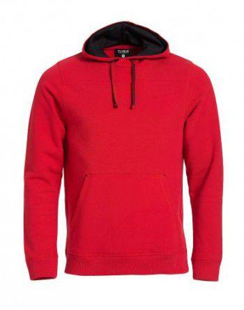 021041/021041-35-clique-classic-hoody-rood-zwart