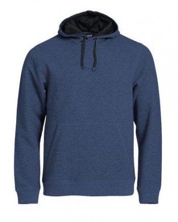 021041-565-clique-classic-hoody-blauw-melange-zwart