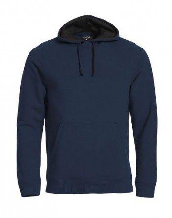 021041-580-clique-classic-hoody-donker-blauw-zwart