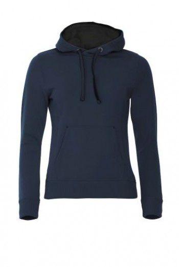 021042-580-clique-classic-hoody-ladies-donker-blauw-zwart