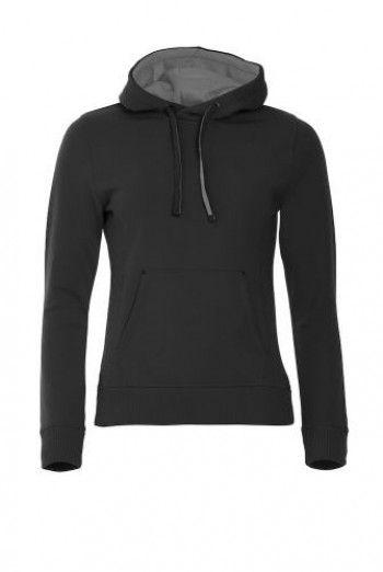 021042-99-clique-classic-hoody-ladies-zwart-grijs