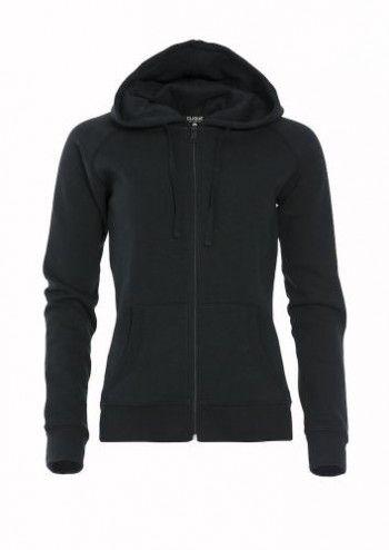 021047-99-clique-loris-hoody-full-zip-ladies-zwart