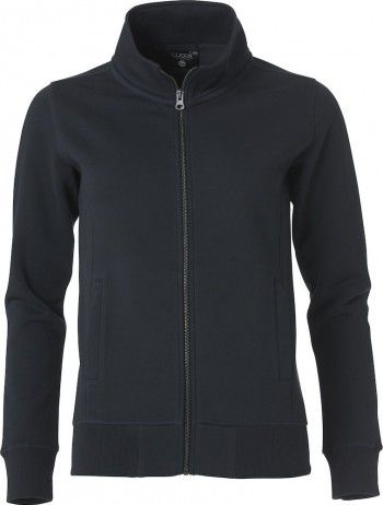 021049-99-clique-classic-cardigan-ladies-zwart