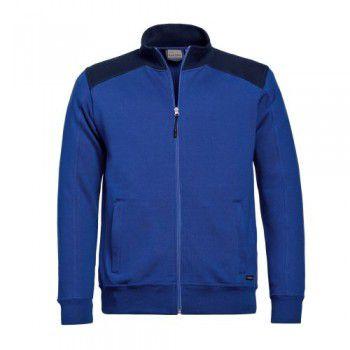 santino-sweatjack-toronto-royalblauw-donkerblauw