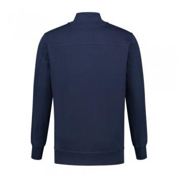 santino-roswell-zip-sweater-basic-line-donkerblauw-achterzijde