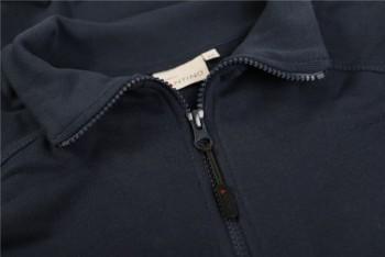 santino-roswell-zip-sweater-basic-line-donkerblauw-voorzijde