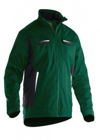 65131720-jobman-service-jacket-bosgroen