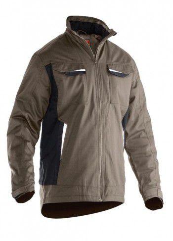 65131720-jobman-service-jacket-khaki