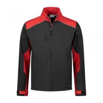 santino-softshell-jack-tour-2-color-line-zwart-rood