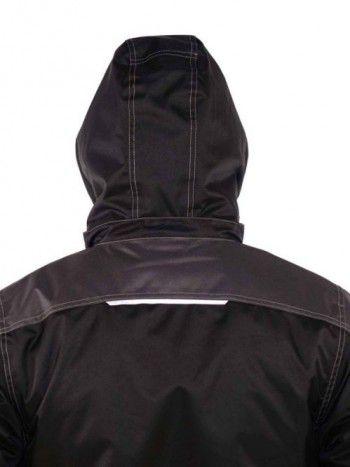 storvik-werkjas-parka-zwart-thor-detail-achterzijde