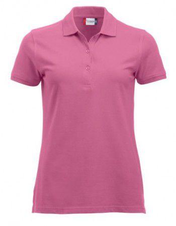028246 250 Clique Classic Marion lange mouw Dames helder roze