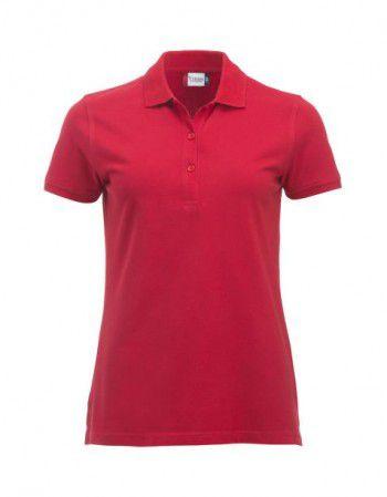028246 35 Clique Classic Marion lange mouw Dames rood