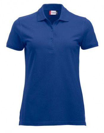 028246 56 Clique Classic Marion lange mouw Dames blauw