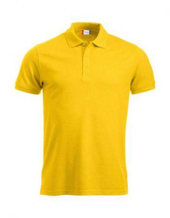 028250 10 Clique Manhattan Polo Heren Lemon