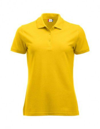 028251 10 Clique Manhattan Polo Dames Lemon