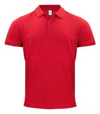 028264 35 Clique Classic OC polo Heren Rood