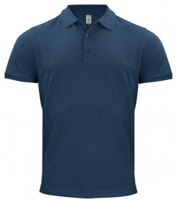 028264 580 Clique Classic OC Polo Heren Donker Blauw