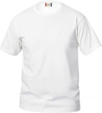 029030 Clique Basic T Shirt wit